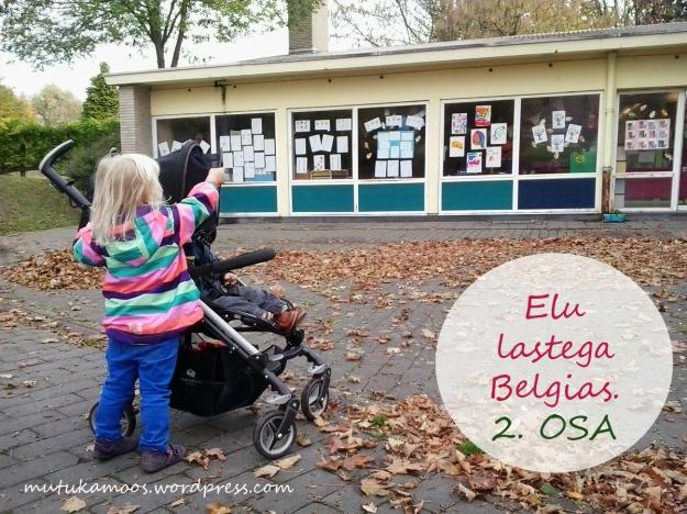 Belgias laste kasvatamine
