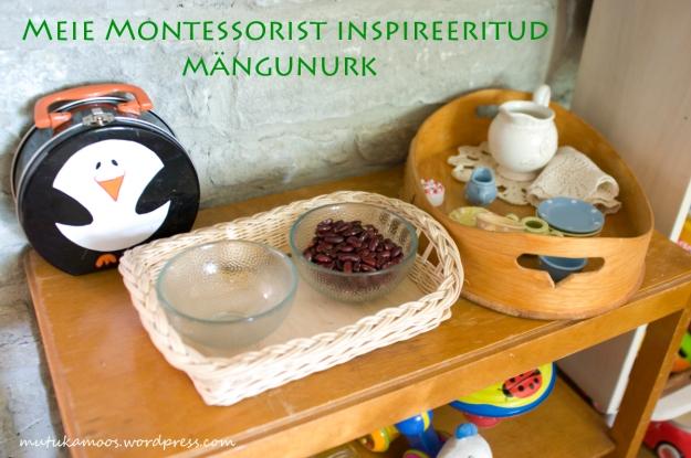 montessori mängutuba