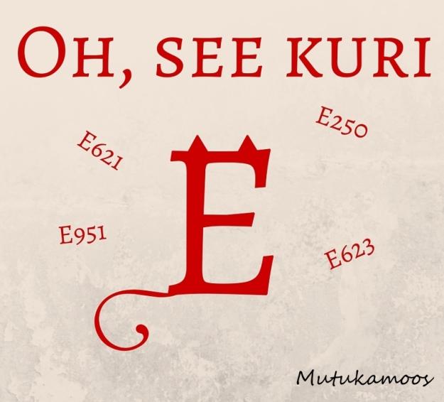 Oh see kuri E